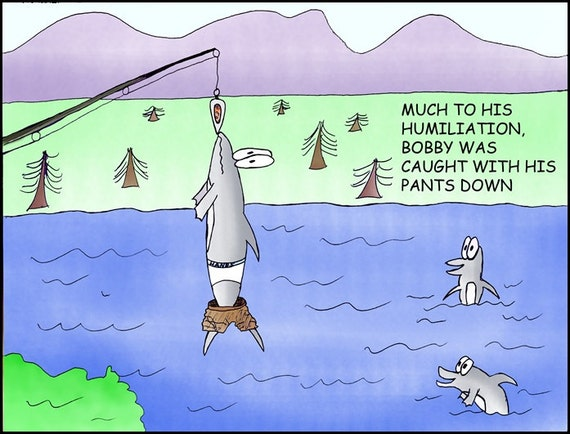 Funny happy birthday fishing imageshappyst of the funny meme il570xn5833690504xduversion1 items similar to fish card fishing dad happy birthday bookmarktalkfo Gallery