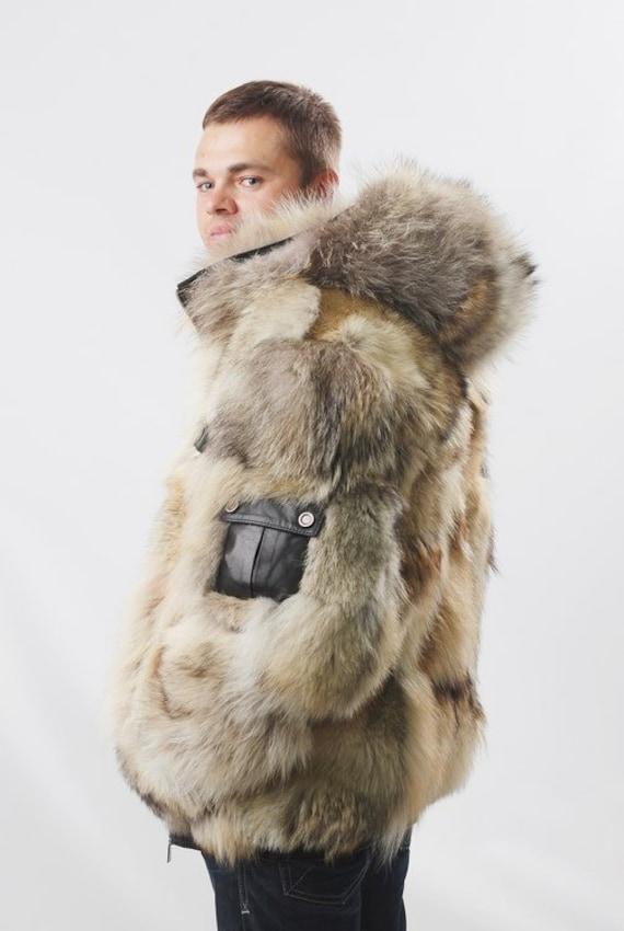 Coyote Fur Coat Womens Large Estate Furs >> Mens Coyote Fur Coat Tradingbasis