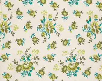 Birch Farm Floral in Sage by Joel Dewberry