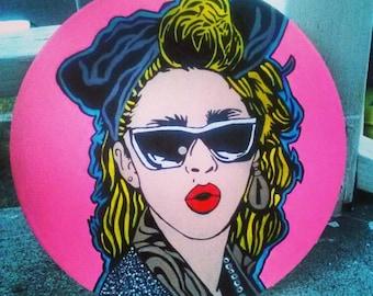 Madonna Vinyl Art