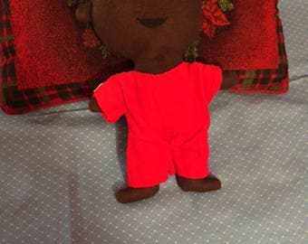 Doll Boy  Africana  Gifts  Toys  Crafts  Hand-made  Collectibles  Holidays  Birthdays  Girls  Afrocentric
