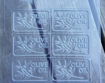 Tray-Olive Oil Soap Mold