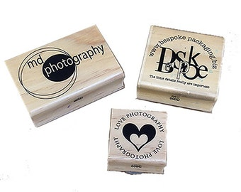 Custom wedding stamp