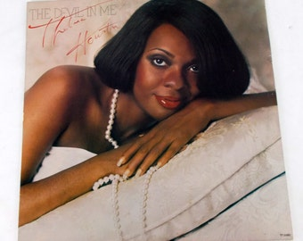 Thelma Houston The Devil In Me Vinyl LP Record T7-358R1