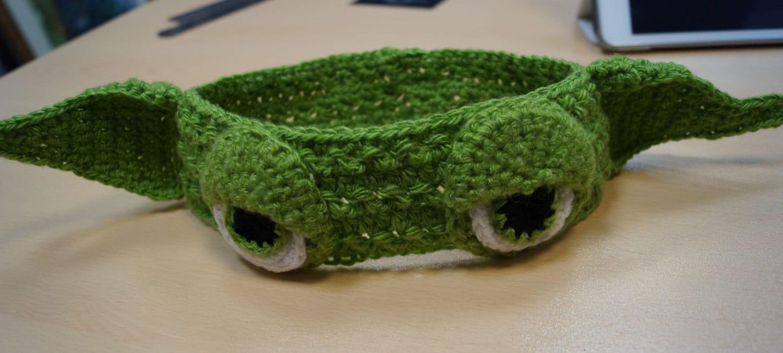 Yoda Headband Pattern Crochet PDF, Baby Star Wars Costume, Yoda Hat ...