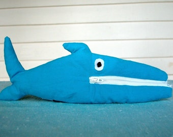 Hungry Shark Plush Toy Pattern