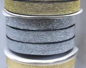 Elastic - Metallic Lurex ...