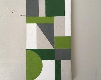 Little green concrete