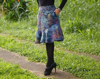 Vientiane Skirt Digital Sewing Pattern for Women