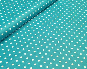 "Hilco ""Pointe Enduit"" outdoor coated turquoise"
