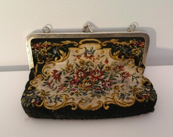 Vintage 40 floral Wallet