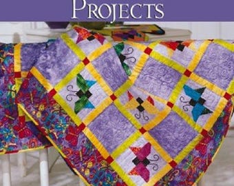 BETTER HOMES & GARDENS Weekend Quilted Projects