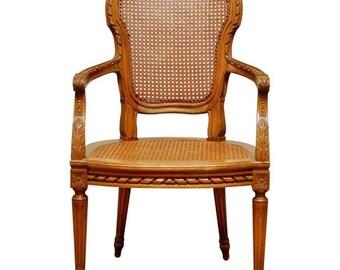 Louis xvi fauteuil