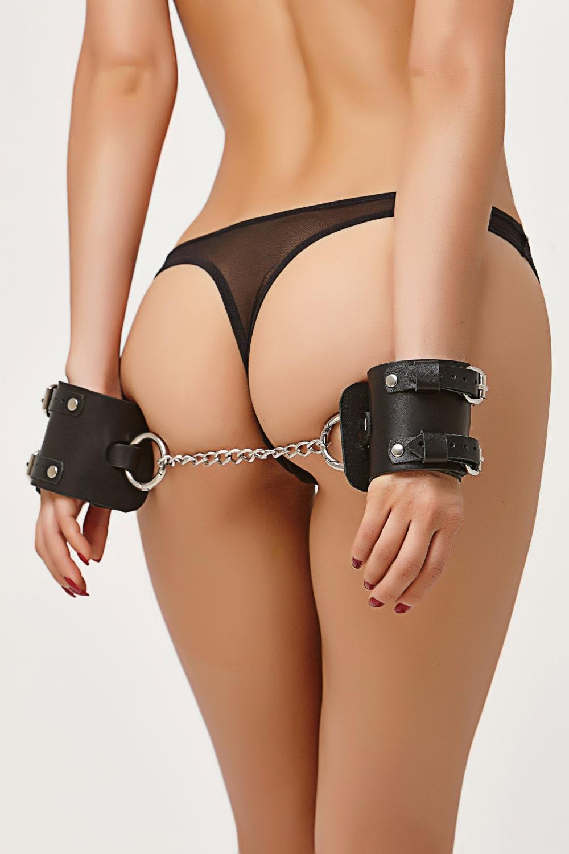 Black Leather Bondage 18