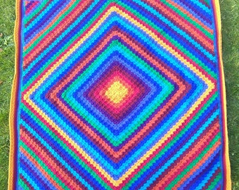 Jewel Yarn Pack Blanket Kit, Stylecraft Special DK,