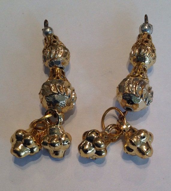 4 x Indian charms
