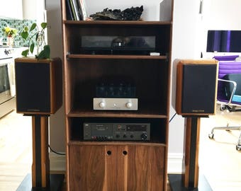 Muldoon Stereo Cabinet
