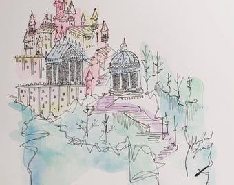 Fantasy Castle 4