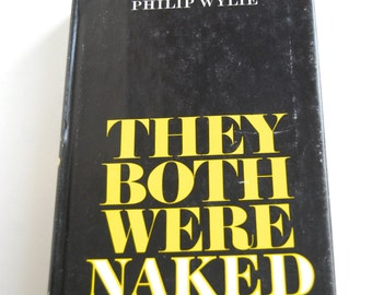 Vintage Book, They Both Were Naked, First Edition