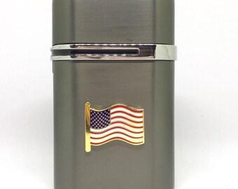 US Flag Desktop Lighter – Color