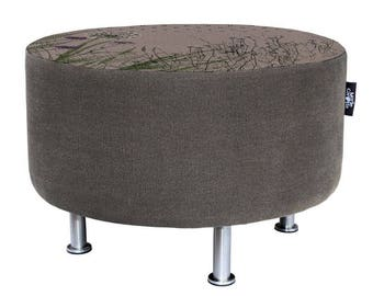 """Design Collection """"Ode to NAP"""" illustrated by string Picar pouf"""