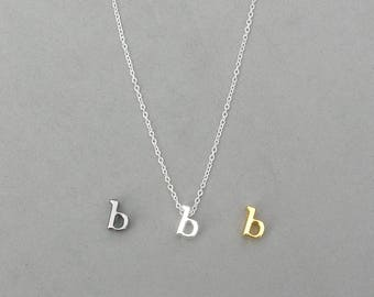 Initial b Necklaces 373