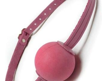 BDSM - Pink Ball Gag