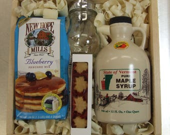 Maple Syrup Gift Box #1 (QUART)