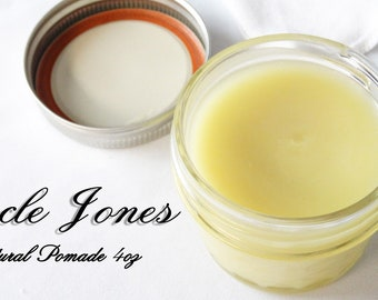 New Uncle Jones Natural Hair Pomade 4 oz.