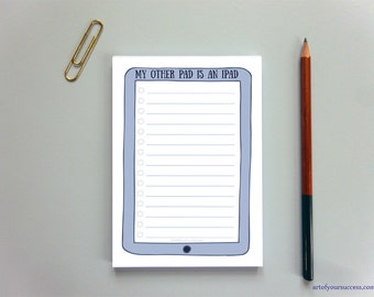 To do list notepad, daily to do list notepad, personalized notepad