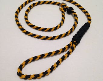Paracord Slip Leash