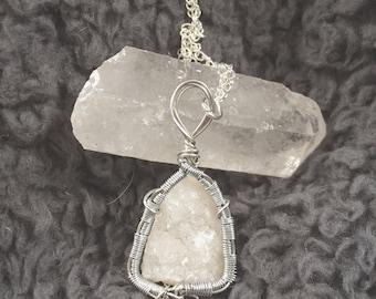 Crystal Quartz Triangulum