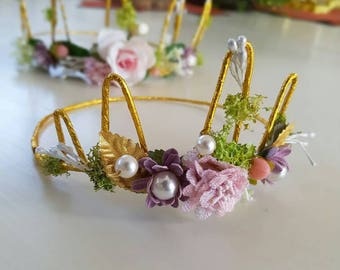 Gold Forest Crown