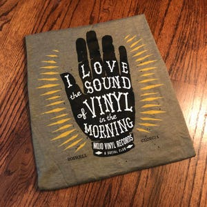 Do you listen to vinyl in the morning? Morning Vinyl is the best time to listen to records.