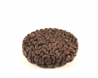 Coffee Bean Coaster