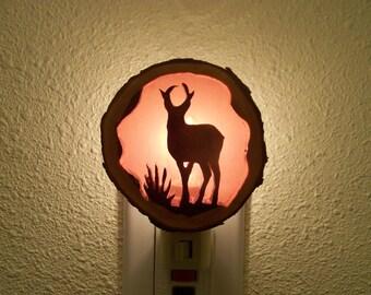 Pronghorn/Antelope nightlight