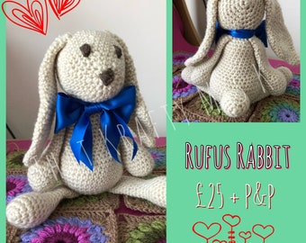Rufus The Rabbit
