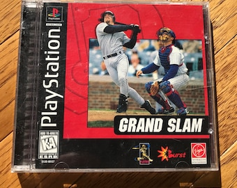 Grand Slam - Playstation 1 (PS1)