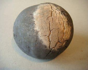 raku ceramic ball