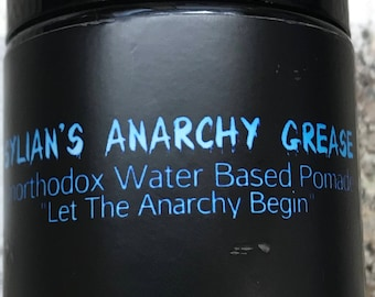 Sylian's Anarchy Grease  UWB Pomade