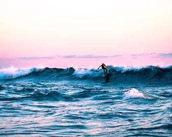 Laguna Beach Surfer, CA - Photo Prints by Christian Caves