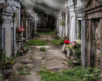 Lafayette Cemetery - New Orleans - Travel Photography