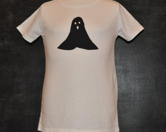 Black Ghost Boy T-shirt