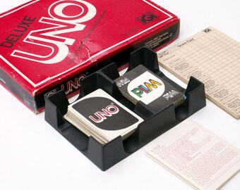 UNO Deluxe Edition 1978 Card Game