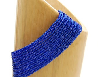 Beaded Bracelet, Beadwoven Bracelet, Herringbone Bracelet, Cuff, Gift for Her