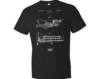 Combine Harvester T-Shirt, Farmer T-shirt, Harvester Patent, Farm Gift, Farming Gift, Farmer Gift, Patent Art, Patent T-shirt, Patent Print