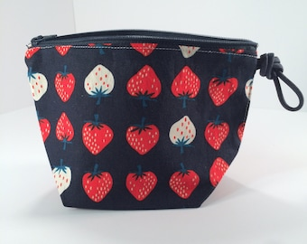 Strawberries Standing Pouch
