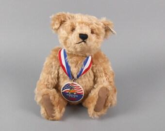 Steiff Club U.S.A. Premier Edition Sam Teddybear 28 First Steiff Club Bear 420801