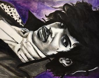 The Purple Prince (Print)