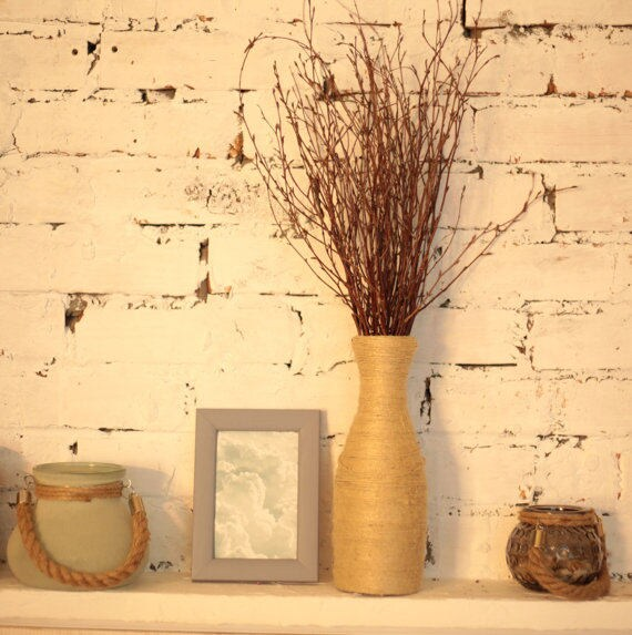 Tall Birch Branches For Vases 25 27 100 Twigs